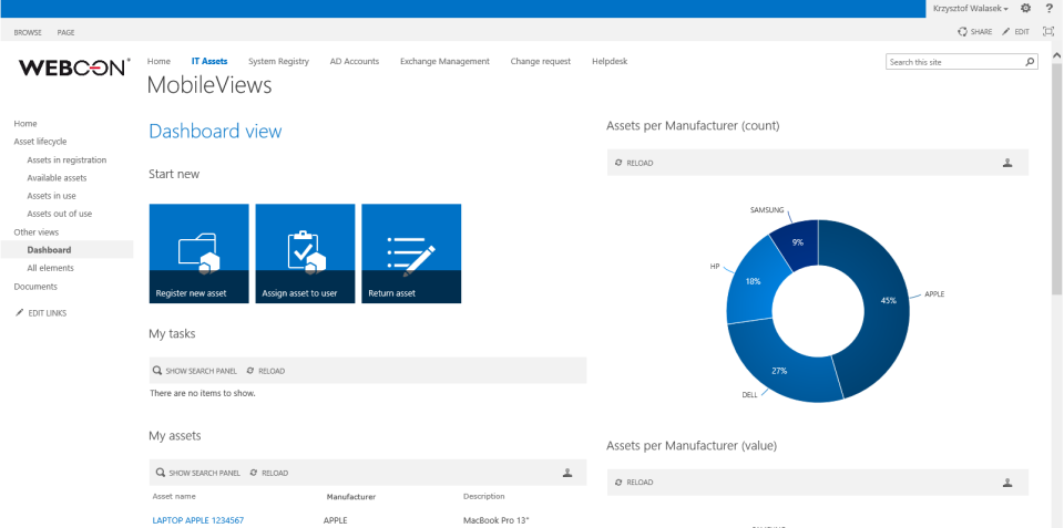 Webcon Business Process Suite-pantalla-3