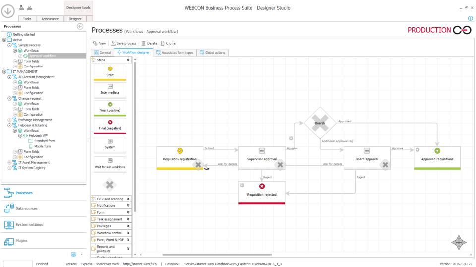 Webcon Business Process Suite-pantalla-4