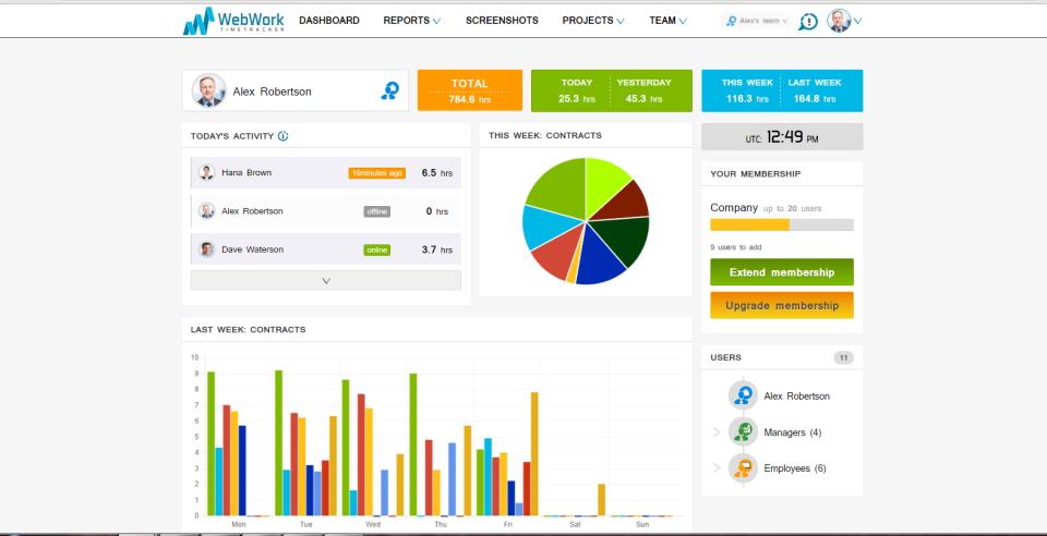 WebWork Time Tracker-pantalla-0