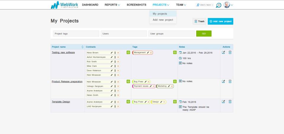 WebWork Time Tracker-pantalla-4