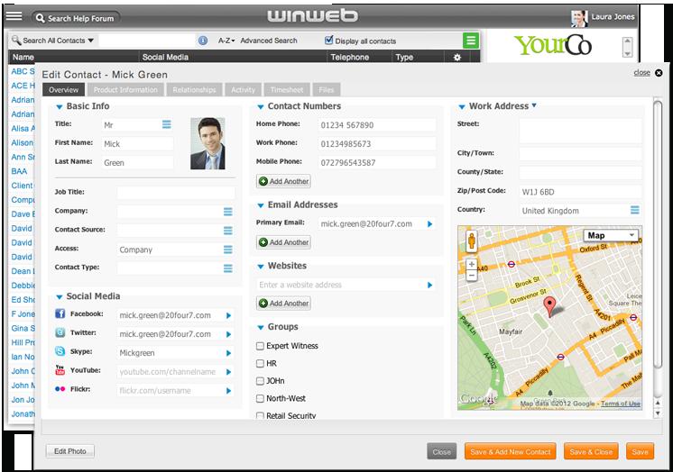 WinWeb de pantalla-2