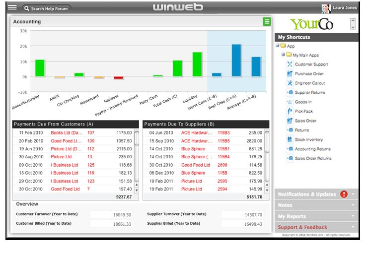 WinWeb de pantalla-4