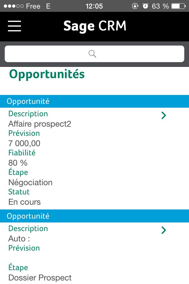 apoyo soluciones de gestión de Sage CRM (teléfono, correo electrónico, boleto), informes posteriores a la campaña
