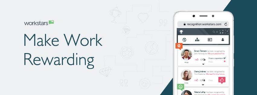 Opiniones Workstars: Software de Reconocimiento del empleado - appvizer