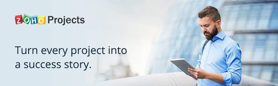 Opiniones Zoho Projects: El software de gestión de proyectos elegido las empresas - appvizer
