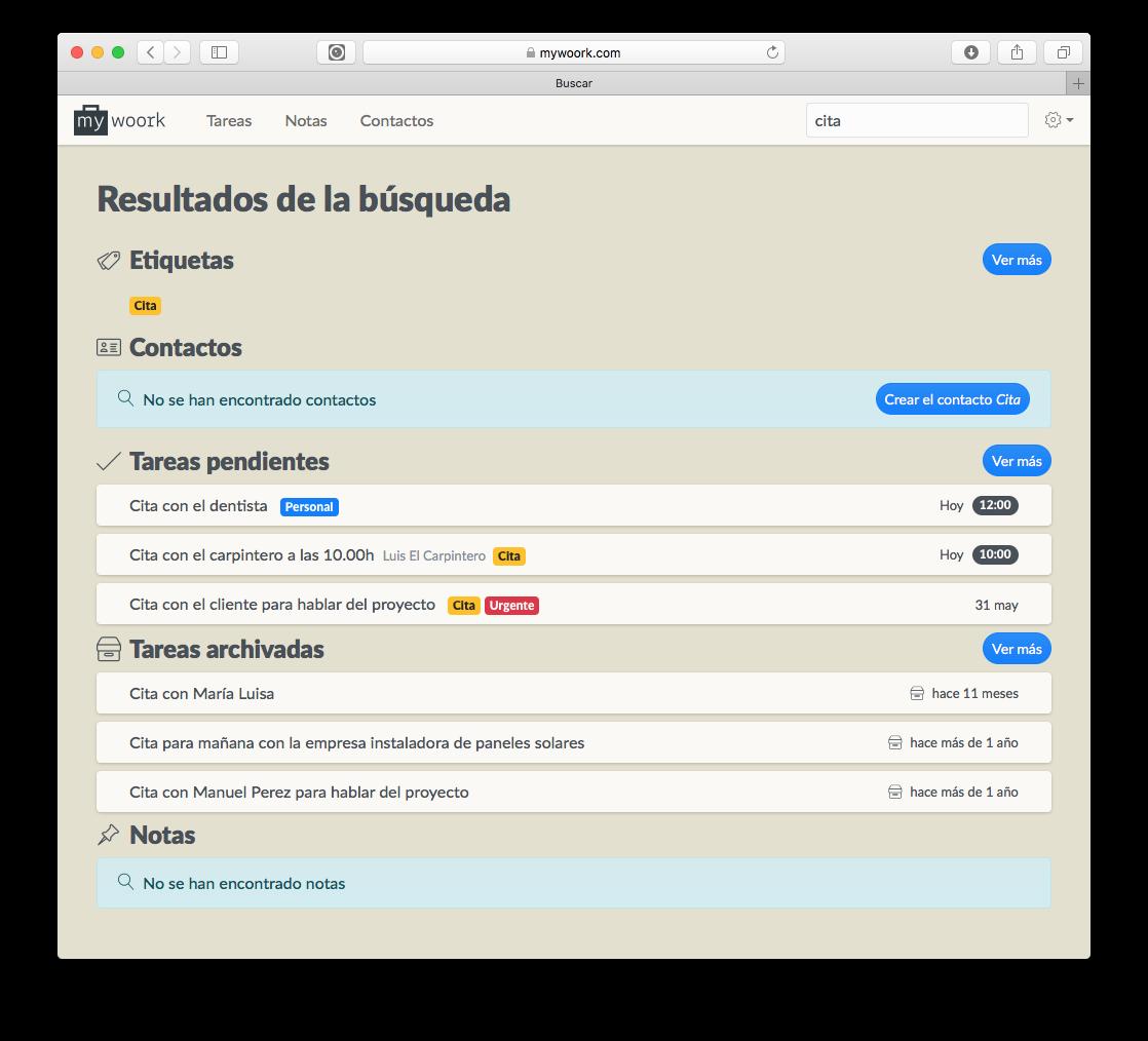 Un buscador potente Donde ENCONTRAR Todo Lo Relacionado Con Tus súper Contactos tareas Y.
