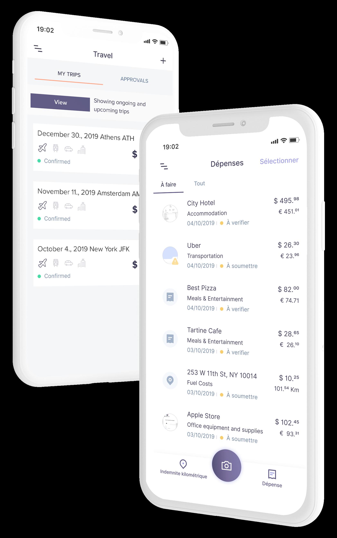 Rydoo-NEW 2019 Rydoo Travel & Expense x iPhone_BD