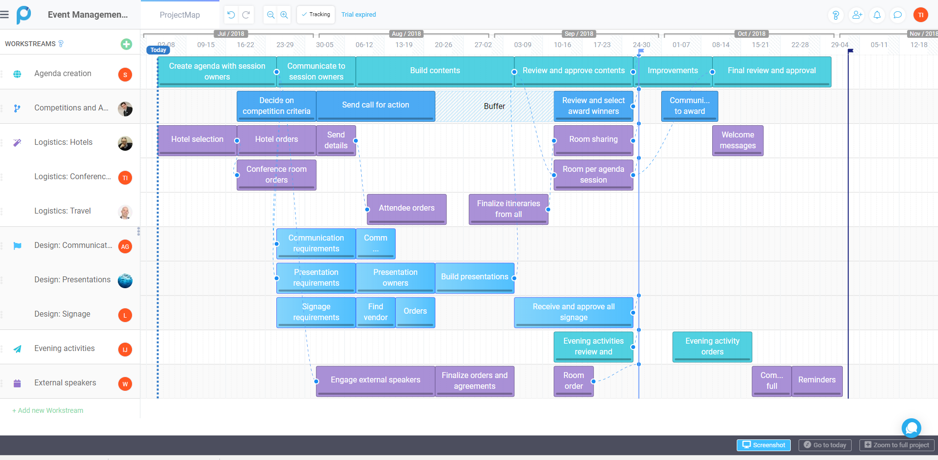Opiniones Proggio: Gestión de tareas y de proyectos colaborativos - appvizer