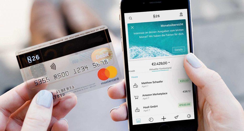 Opiniones N26: Un banco móvil para gestionar tus cuentas sobre la marcha - appvizer