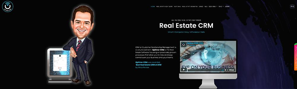 Opiniones Optima-CRM: CRM inmobiliario - innovante y ganador mundial 2018 - appvizer