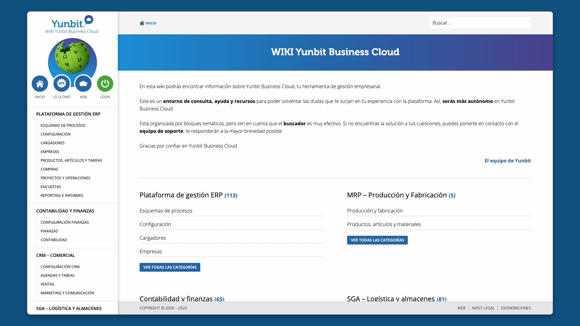 Wiki de Yunbit