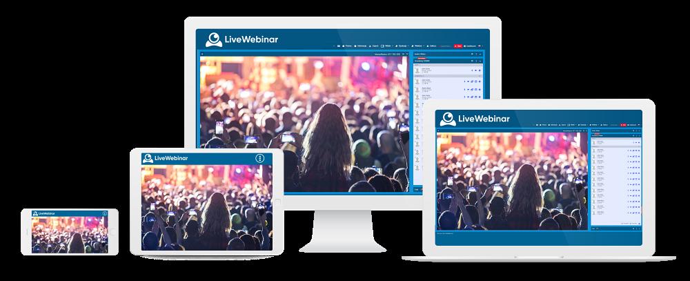 Opiniones LiveWebinar: El software más avanzado para seminarios en línea - appvizer