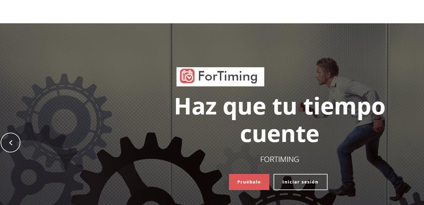 Opiniones ForTiming: Controla las horas de tu equipo en cada trabajo - appvizer