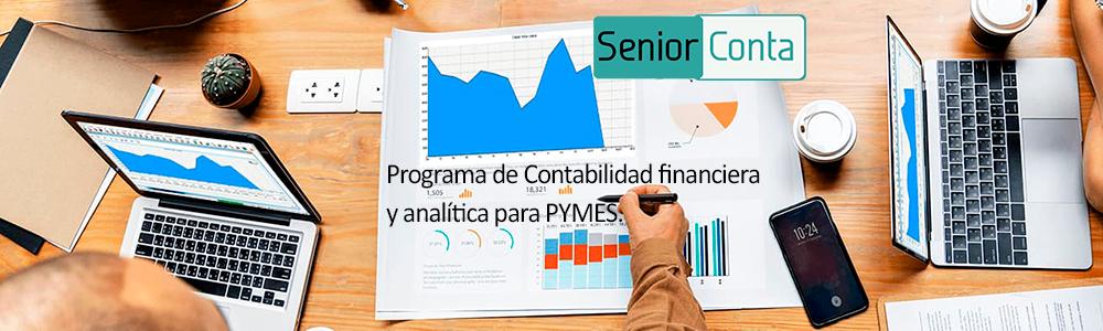 Opiniones SeniorConta: Contabilidad financiera y analítica gratuita para PYMES - Appvizer