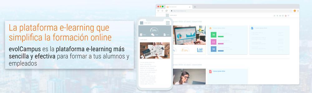 Opiniones evolCampus: La Plataforma e-Learning que simplifica la Formación Online - appvizer