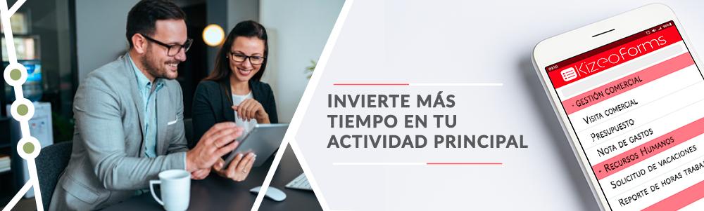 Opiniones Kizeo Forms - Venta: Sea más productivo y aumente la satisfacción de sus clientes - Appvizer
