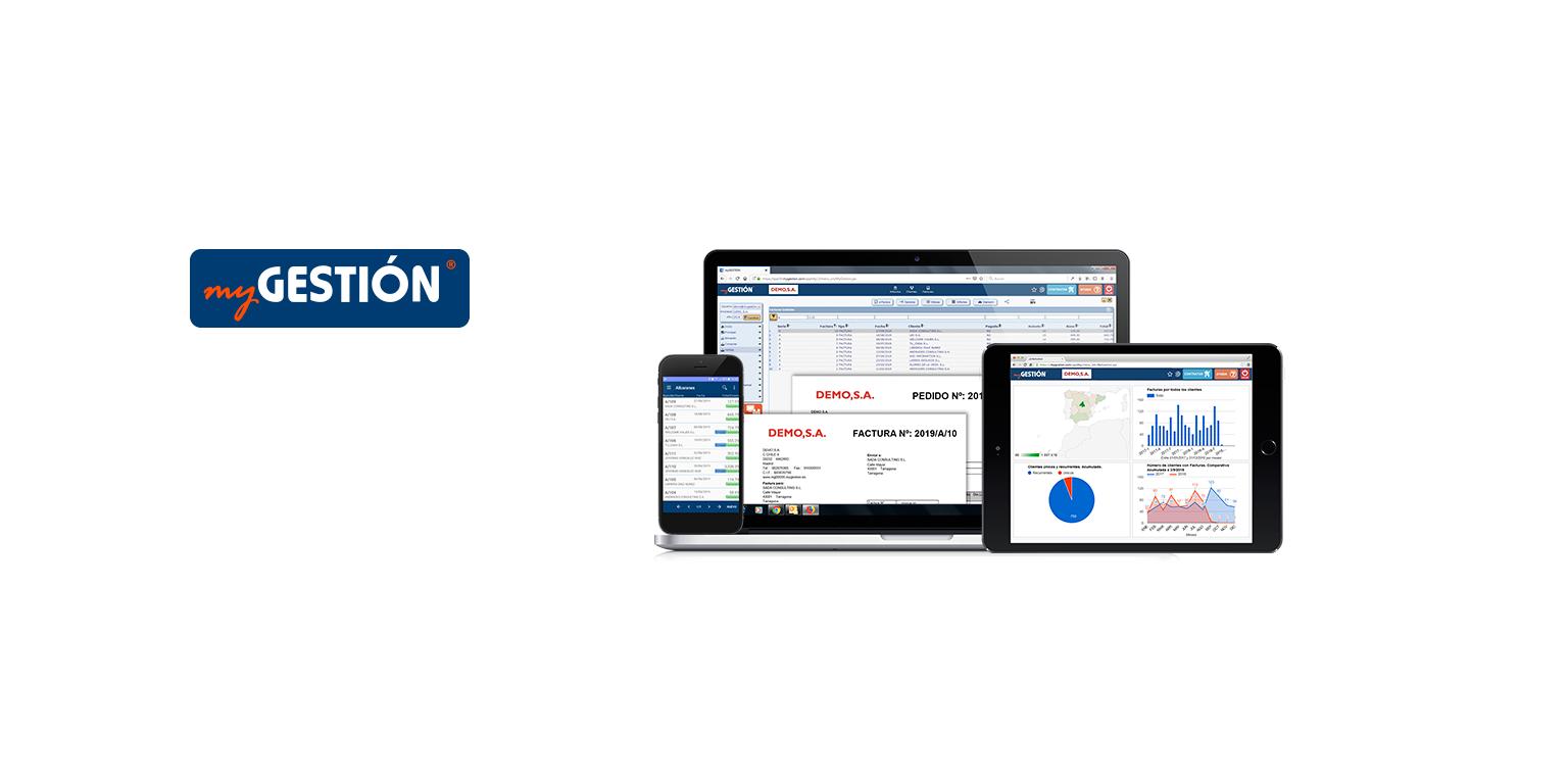 Opiniones myGESTIÓN: El Software ERP Online que potencia tu empresa - appvizer