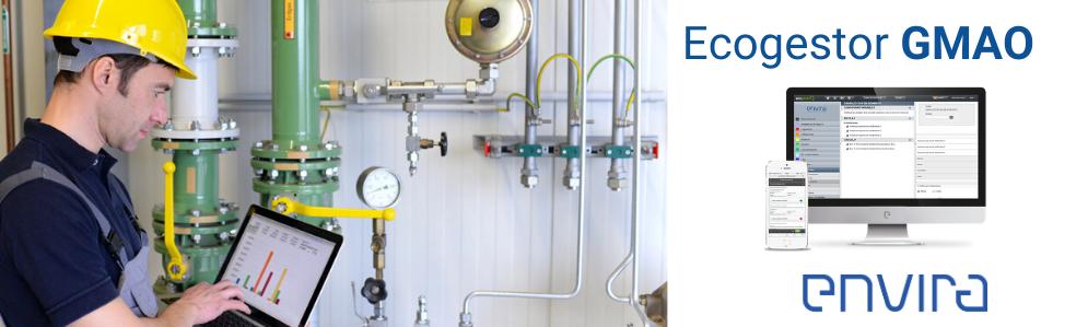 Opiniones Ecogestor GMAO: Solución modular personalizable para mantenimiento asistido - Appvizer