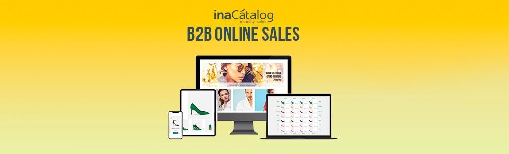 Opiniones inaCátalog B2B Online Sales: Multiplica Ventas B2B en 3 meses - appvizer