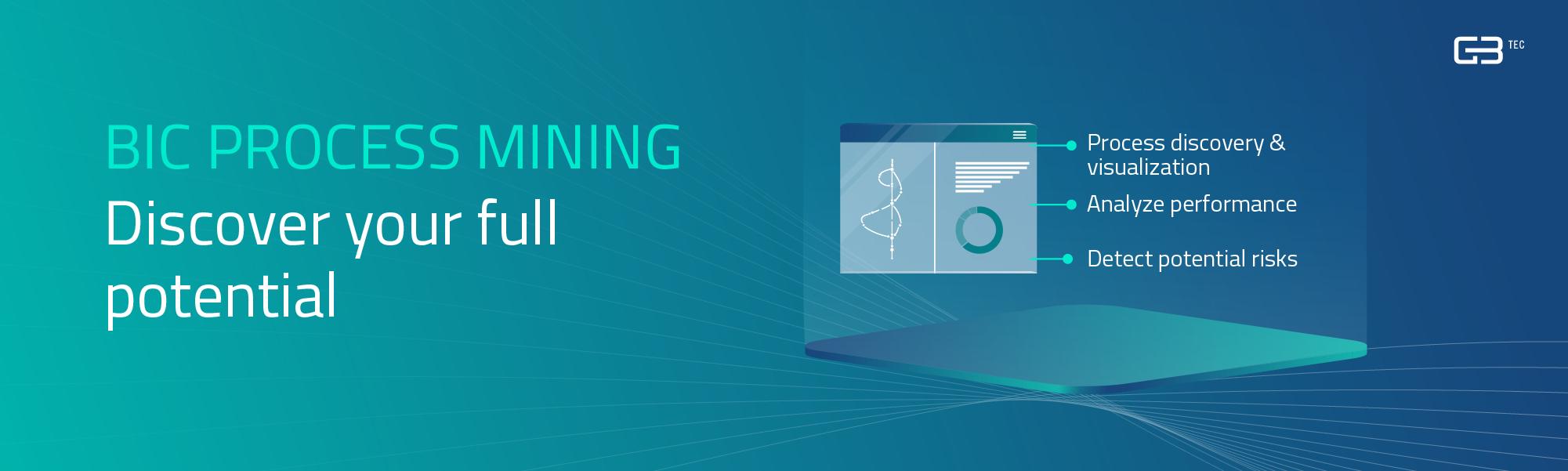 Opiniones BIC Process Mining: Siga el rastro de sus procesos digitales - Appvizer