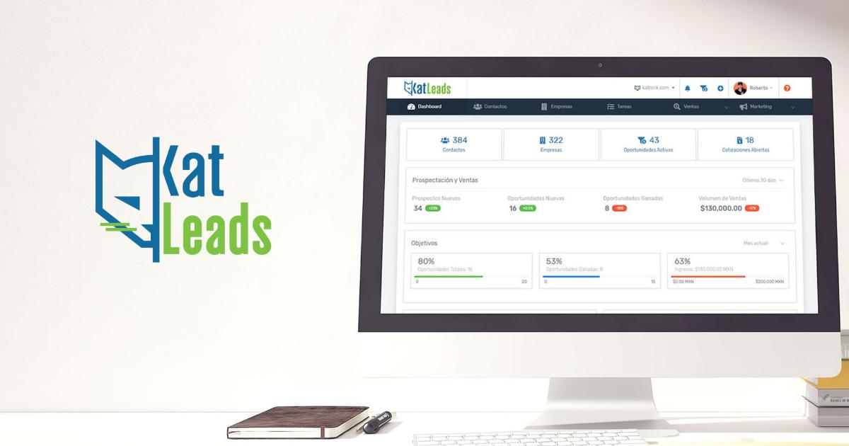 Opiniones KatLeads Marketing Software: Software CRM para Marketing y Ventas - appvizer