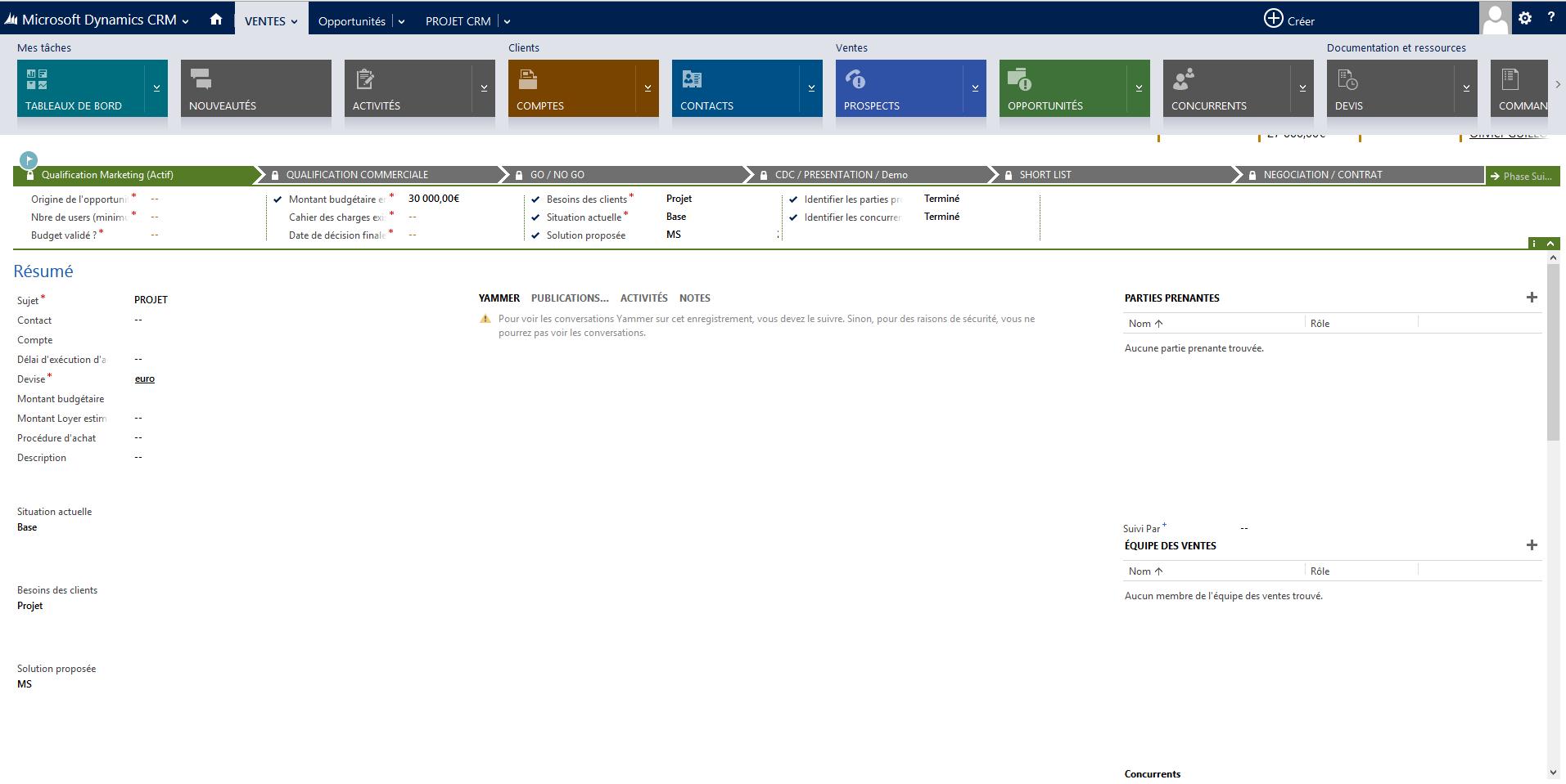Microsoft Dynamics CRM: Acuerdo de Nivel de Servicio (SLA), teléfono, aplicaciones móviles