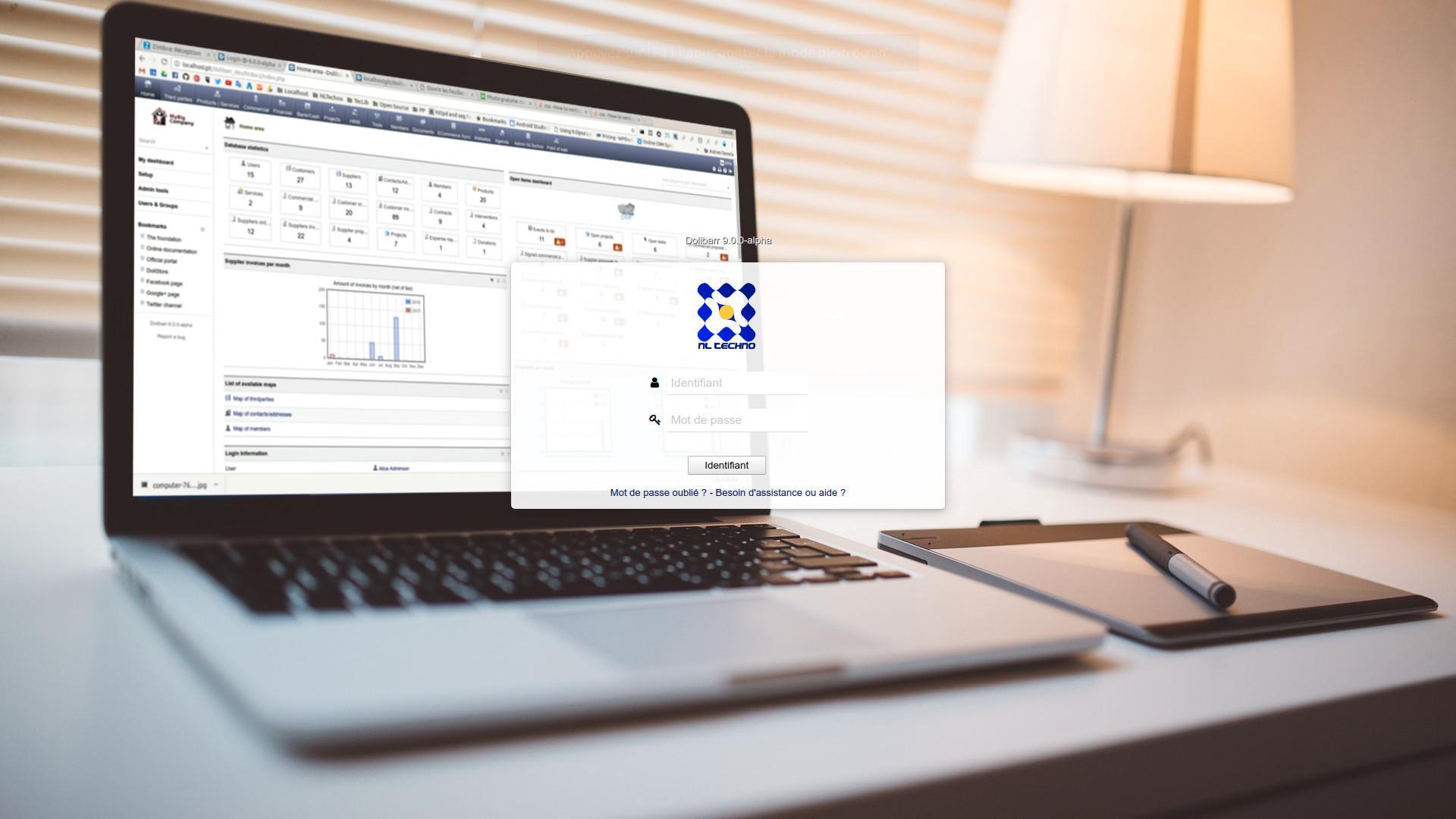 Opiniones Dolibarr ERP CRM: Programa sencillo de gestión empresarial - appvizer