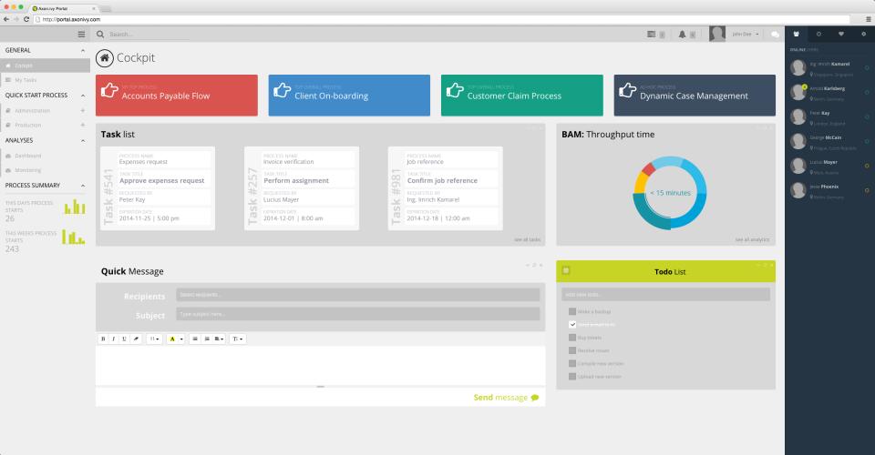Axon.ivy BPM Suite-pantalla-1