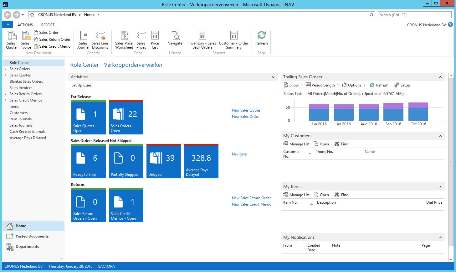 Microsoft Dynamics NAV: Auditoría y certificación (SAS 70, ISO 27001/2, TRUSTe), Extranet, Intranet y Comunidad