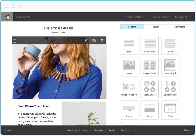 MailChimp de pantalla-1