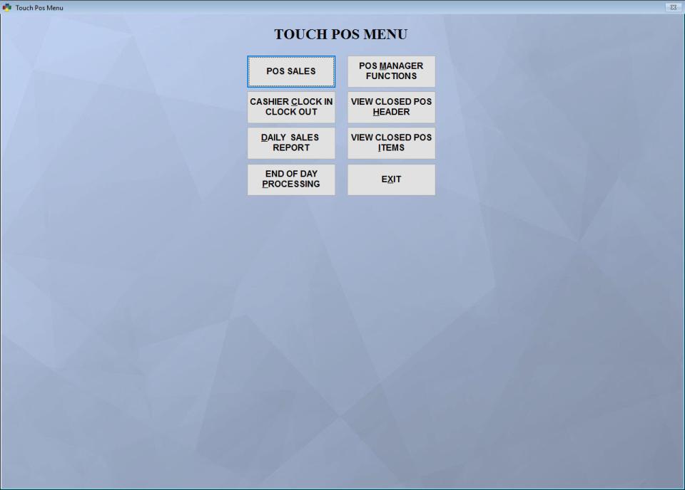 EPS: táctil al por menor POS-pantalla-1