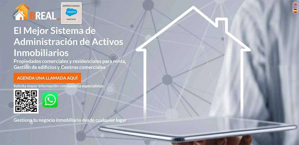 Opiniones BReal: Software de Gestión Inmobiliaria - appvizer
