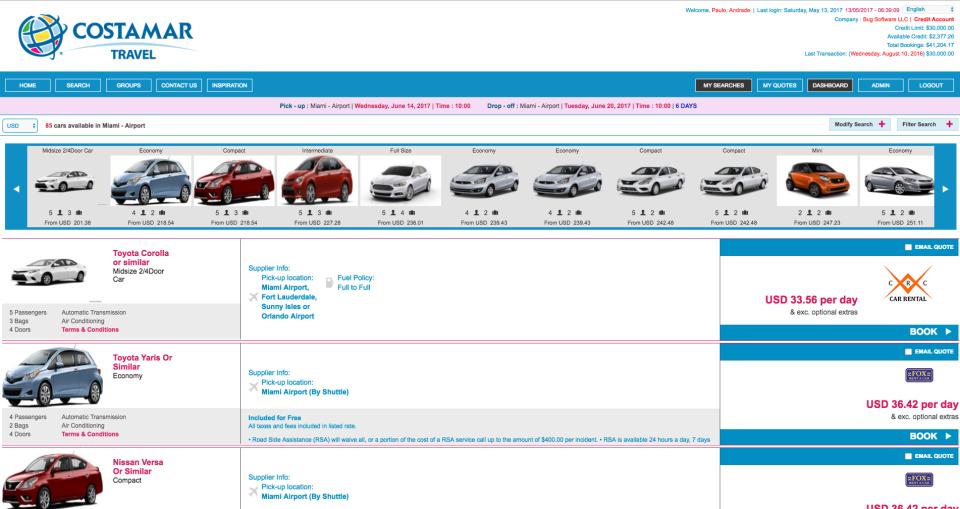 BugHotel Reservation System-pantalla-3
