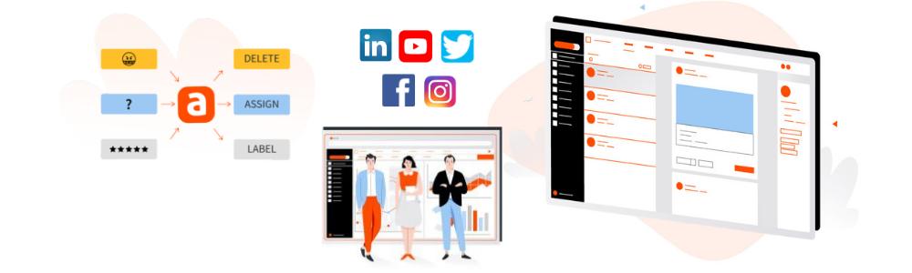 Opiniones Agorapulse: Planificación de publicaciones y seguimiento de las redes - appvizer