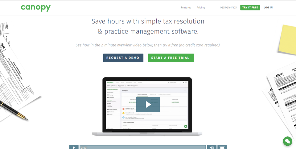 Dosel Tax-pantalla-2