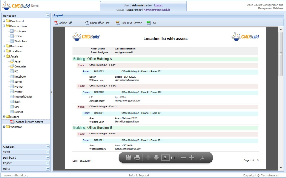 CMDBuild de pantalla-2