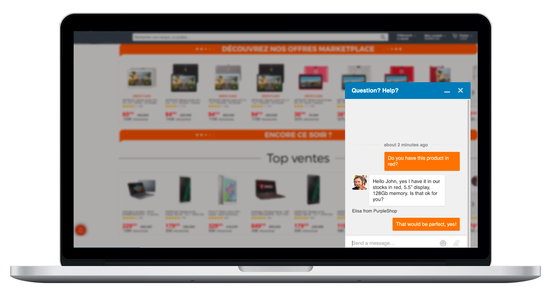 RingCentral Engage Digital-live-chat