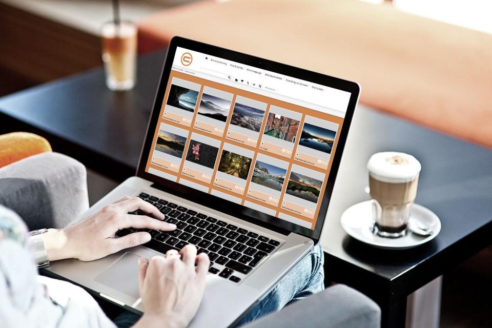 Digital Asset Management-pantalla-0