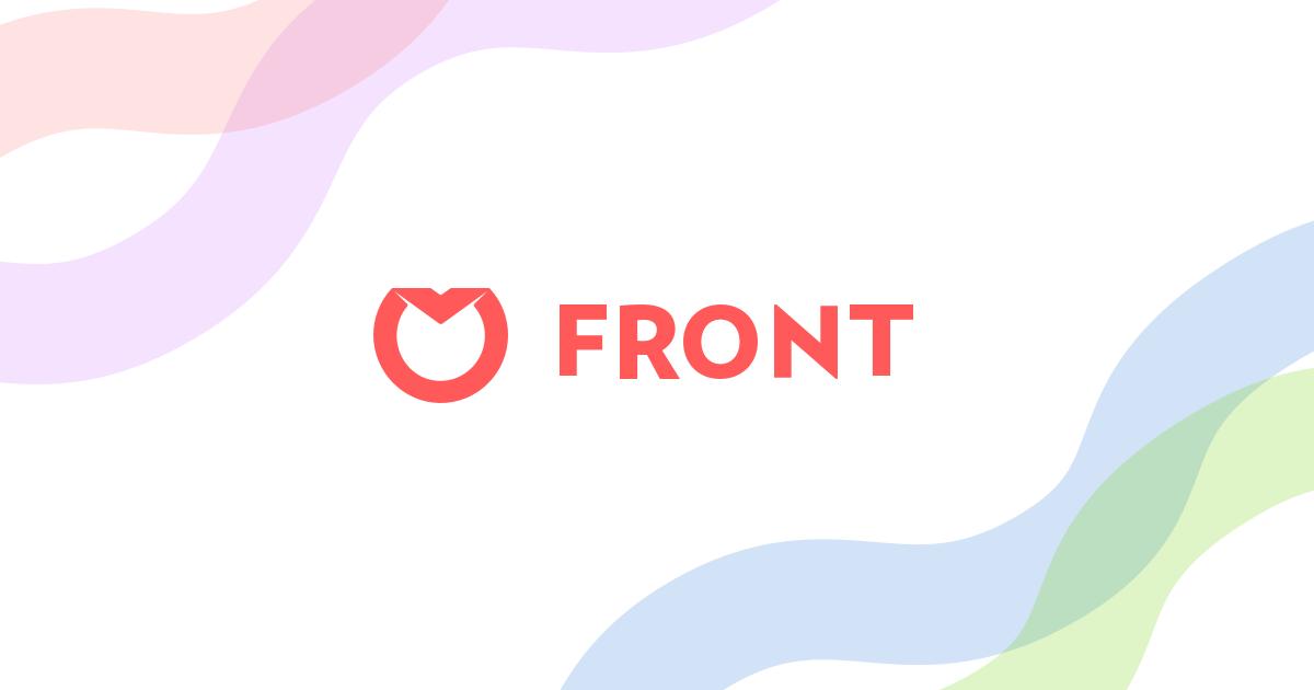 Opiniones Front App: mensajería de colaboración para el trabajo en equipo - appvizer