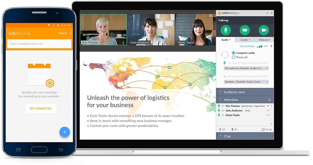 Opiniones GoToMeeting: Organizar y participar en reuniones en línea - appvizer