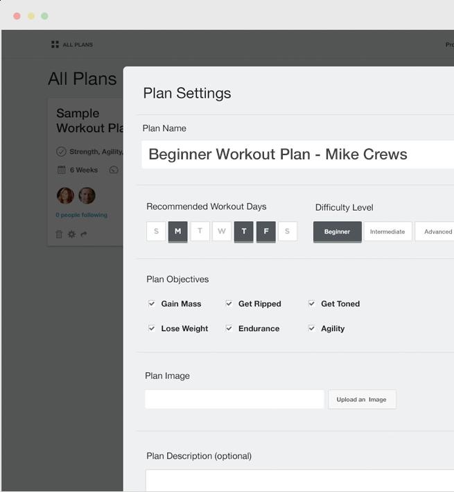 Exercise.com para Negocios-pantalla-0