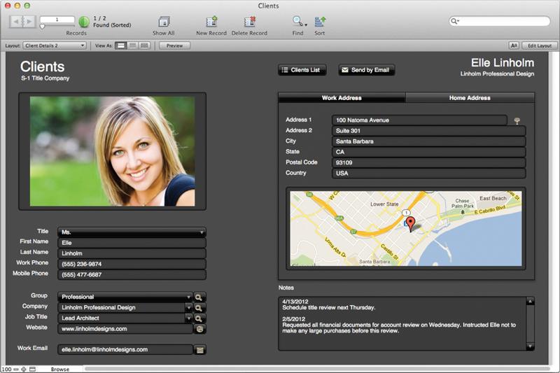 FileMaker Pro App para CRM-pantalla-0